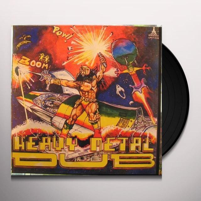 Scientist HEAVY METAL DUB Vinyl Record