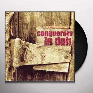 CONQUERORS IN DUB Vinyl Record