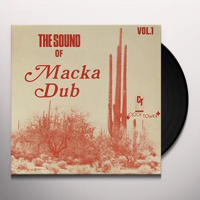SOUND OF MACKA DUB / VARIOUS Vinyl Record