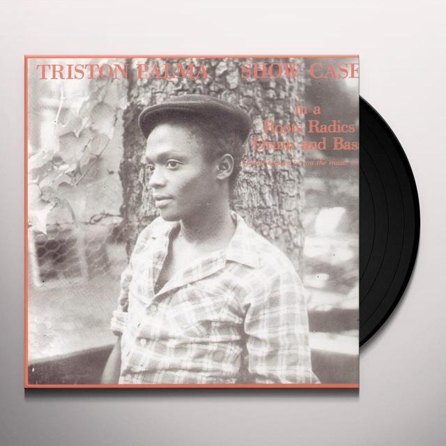 Triston / Roots Radics Palma SHOWCASE Vinyl Record