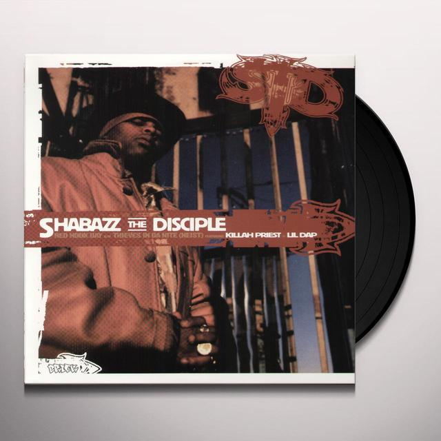 Shabazz The Disciple RED HOOK DAY: THIEVES IN DA NITE Vinyl Record