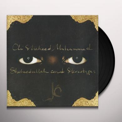 Ali Shaheed Muhammad SHAHEEDULLAH & STEREOTYPES Vinyl Record