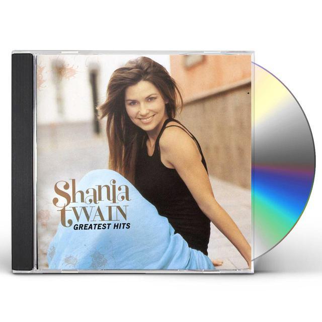 Shania Twain Greatest Hits Cd