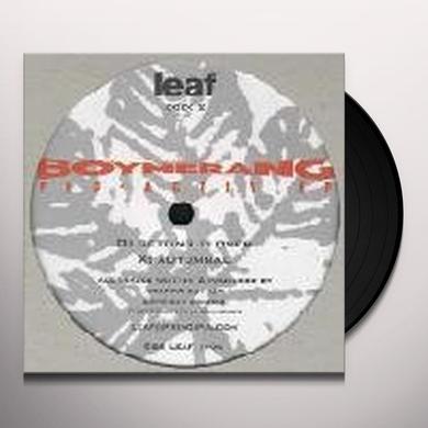 Boymerang PRO-ACTIV Vinyl Record