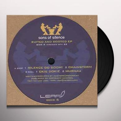 The Sons Of Silence SUITED & BOOTED (EP) Vinyl Record