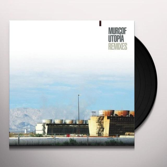 Murcof UTOPIA REMIXES Vinyl Record