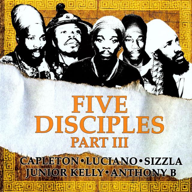 FIVE DISCIPLES 3 / VARIOUS Vinyl Record