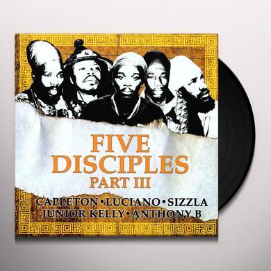 FIVE DISCIPLES 3 / VARIOUS Vinyl Record