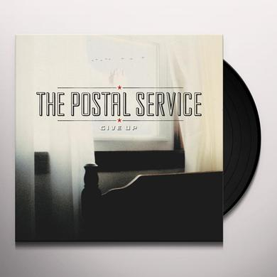 The Postal Service GIVE UP Vinyl Record