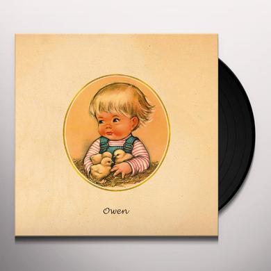 Owen NO GOOD FOR NO ONE NOW Vinyl Record