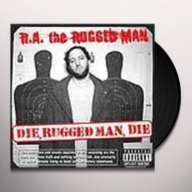 R.A. Rugged Man DIE RUGGED MAN DIE Vinyl Record