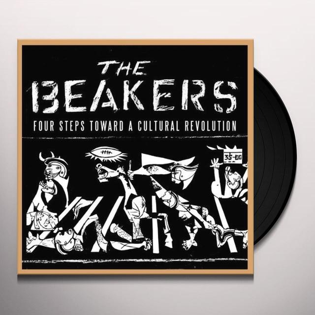 Beakers FOUR STEPS TOWARD A CULTURAL REVOLUTION Vinyl Record
