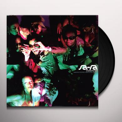 Sa-Ra Creative Partners DOUBLE DUTCH / DEATH OF A STAR Vinyl Record