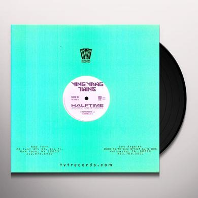 Ying Yang Twins Featuring Homebwol HALFTIME: STAND UP & GET CRUNK Vinyl Record