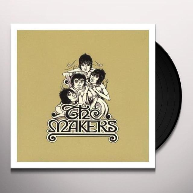 Makers STRIPPED Vinyl Record