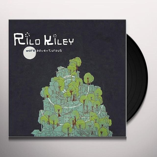 Rilo Kiley MORE ADVENTUROUS Vinyl Record