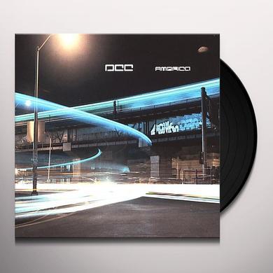 Death Comet Crew DCC AMERICA (Vinyl)