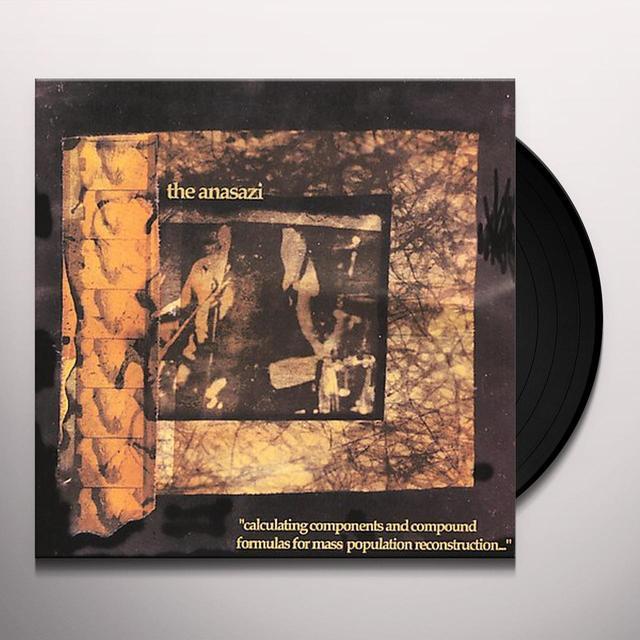Anasazi CALCULATING COMPONENTS & COMPOUND FORMULAS FOR (Vinyl)