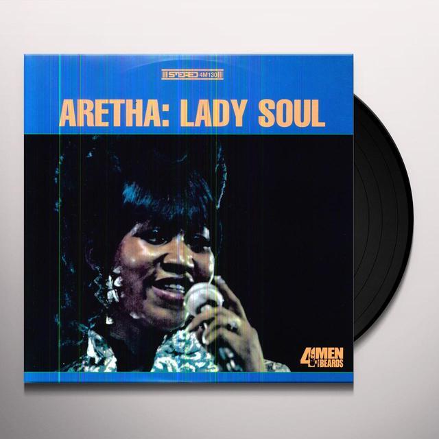 Aretha Franklin LADY SOUL Vinyl Record