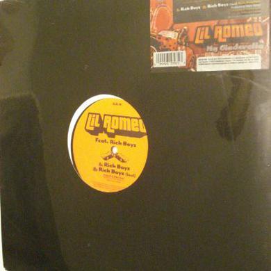 Lil Romeo MY CINDERELLA: RICH BOYZ Vinyl Record