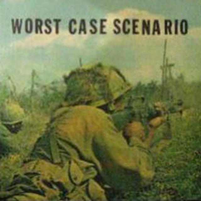 Worst Case Scenario BLOOD OF CHRIST (Vinyl)