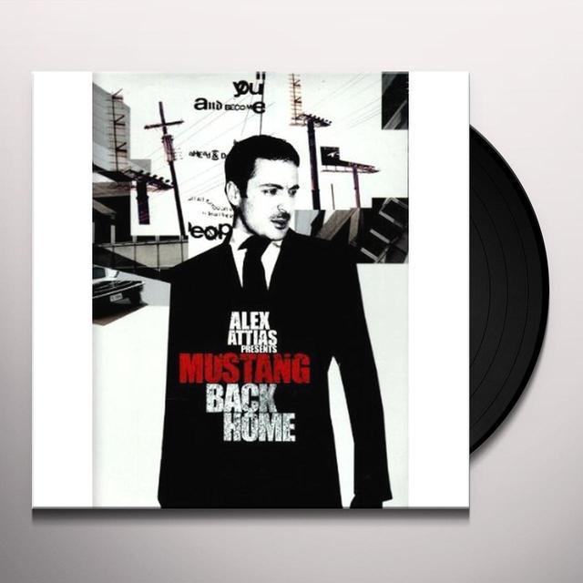 Alex Attias MUSTANG: BACK HOME Vinyl Record