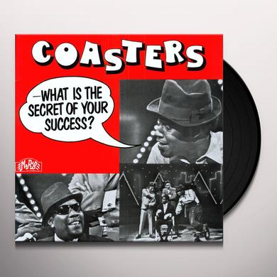 Coasters WHAT IS YOUR SECRET OF SUCCESS Vinyl Record