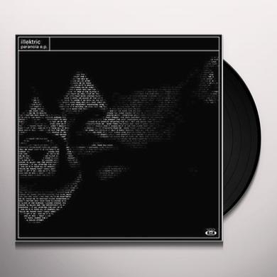 Illektric PARANOIA Vinyl Record