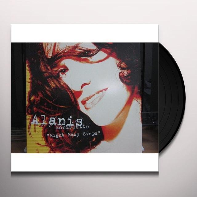 Alanis Morissette EIGHT EASY STEPS (X4) Vinyl Record
