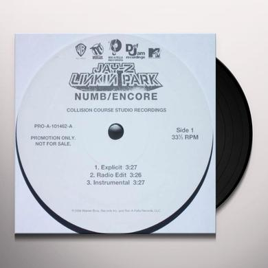 Jay-Z / Linkin Park NUMB / ENCORE Vinyl Record