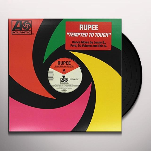 Rupee TEMPTED TO TOUCH (MIXES) Vinyl Record