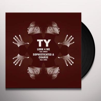 Ty LOOK 4 ME Vinyl Record