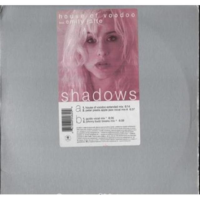 House Of Voodoo SHADOWS Vinyl Record