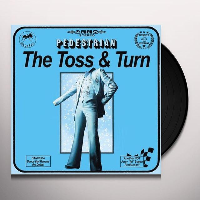 Pedestrian TOSS & TURN Vinyl Record