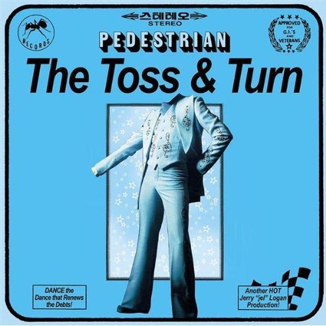 Pedestrian TOSS & TURN Vinyl Record