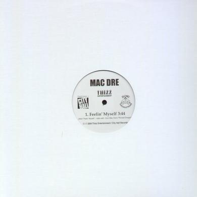 Mac Dre FEELIN MYSELF Vinyl Record