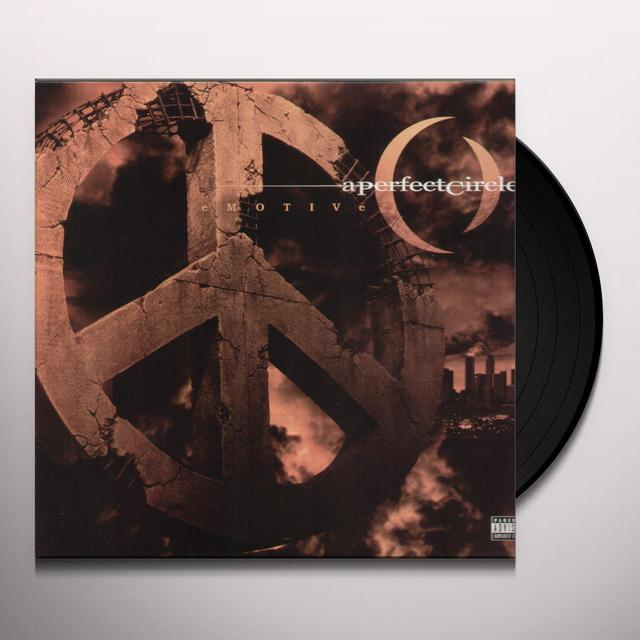 A Perfect Circle EMOTIVE Vinyl Record