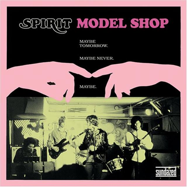 Spirit MODEL SHOP Vinyl Record