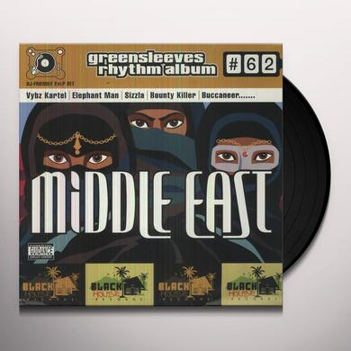 MIDDLE EAST / VARIOUS Vinyl Record