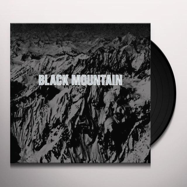 BLACK MOUNTAIN Vinyl Record