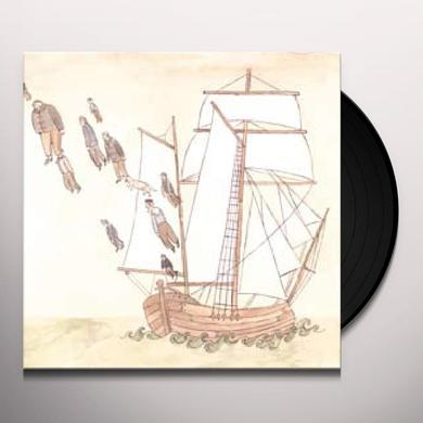 The Decemberists CASTAWAYS & CUTOUTS Vinyl Record