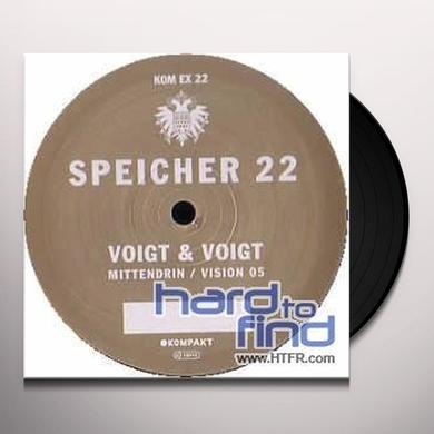 Voigt & Voigt SPEICHER 22 Vinyl Record