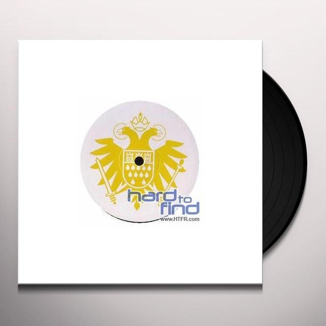 Jake Fairley & Peter Grummich SPEICHER 23 Vinyl Record