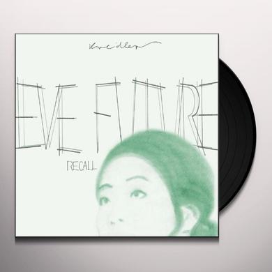 Kreidler EVE FUTURE RECALL Vinyl Record