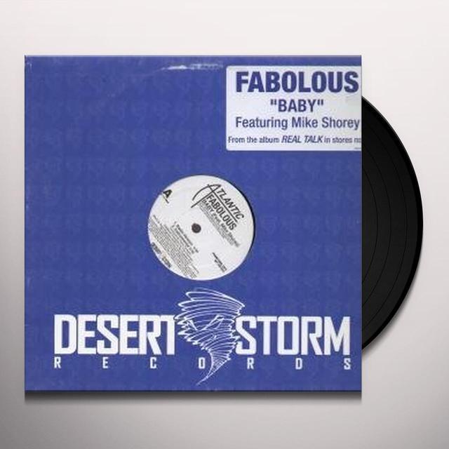 Fabolous BABY Vinyl Record