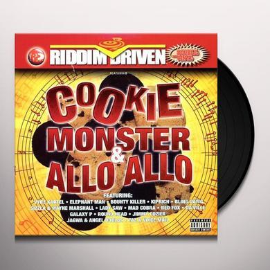 RIDDIM DRIVEN: COOKIE & ALLO ALLO / VARIOUS Vinyl Record
