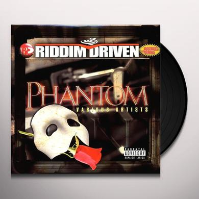 RIDDIM DRIVEN: PHANTOM / VARIOUS Vinyl Record