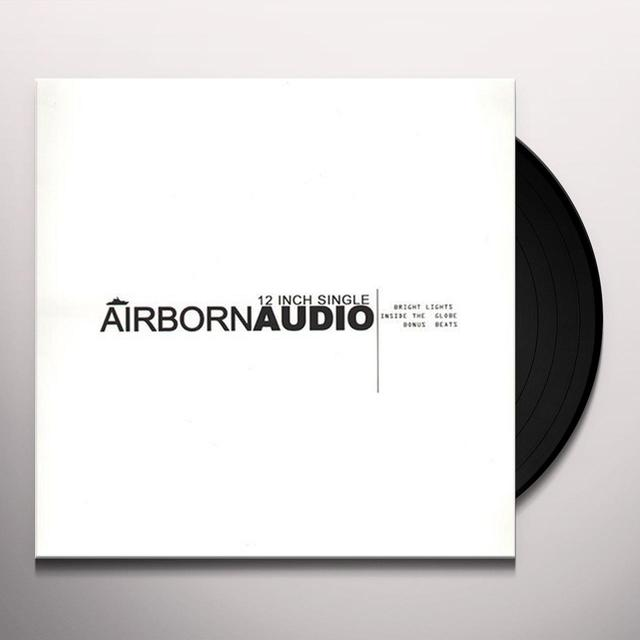Airborn Audio INSIDE THE GLOBE Vinyl Record