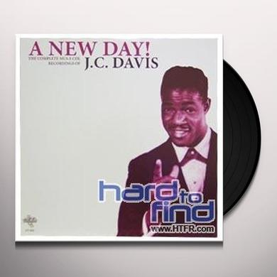 Jc Davis COMPLETE MUS-I-COL RECORDINGS Vinyl Record - Remastered