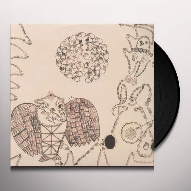 Devendra Banhart REJOICING IN THE HANDS / NINO ROJO Vinyl Record
